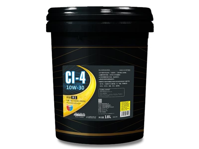 18L润途R5抗磨柴油发动机油10W30
