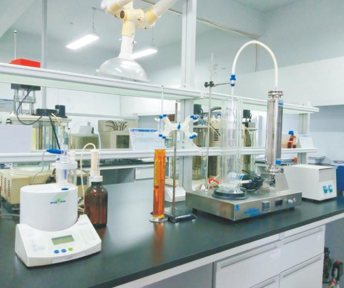 微量水分、泡沫、杂质测定仪