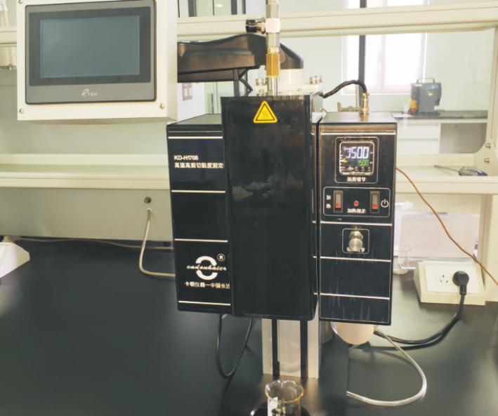 高温高剪切粘度测定器