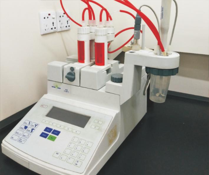 酸碱电位滴定仪