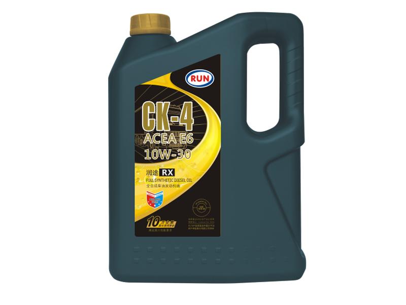 4L润途R7 CK10W-30合成柴油发动机油